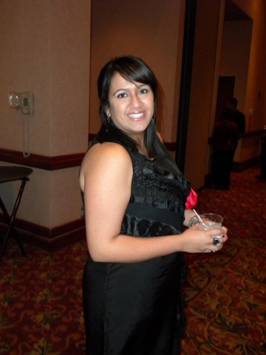 Me in 2009 wearing a silk $90 from Banana Republic. I know no longer own anything that is dry clean only.