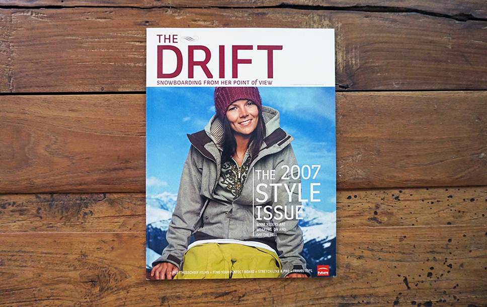 the drift magazine