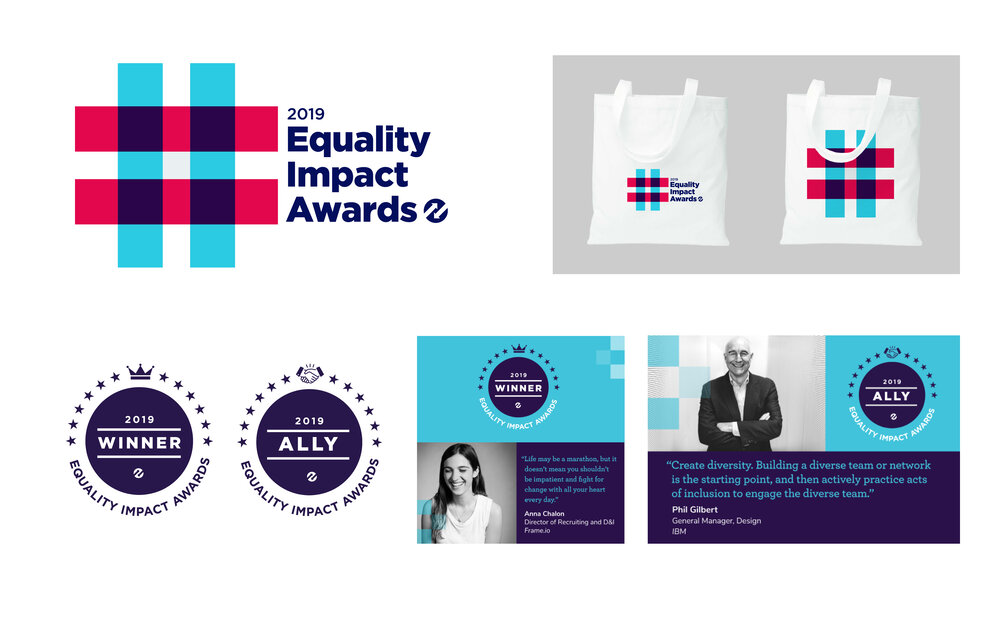 women's equality day branding