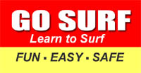 Go Surf's Logo from                                 2003-2015