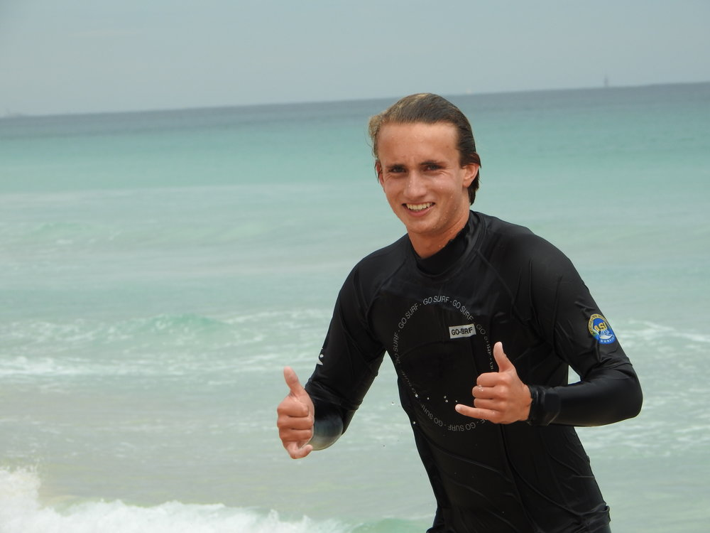 Surfing Instructor Course Perth Western Australia