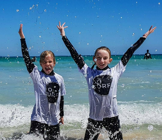Kids Group Surf Lessons