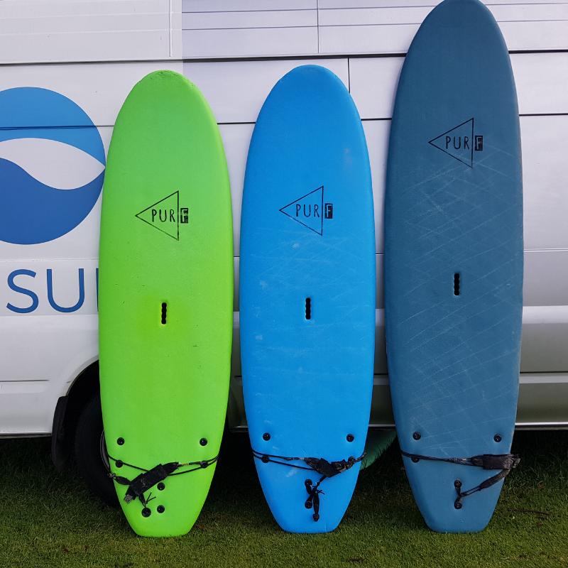 Surf School Range