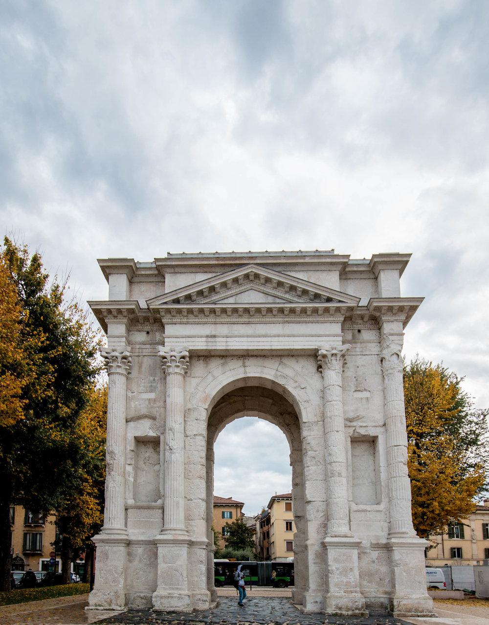 Roman Triumph Arch