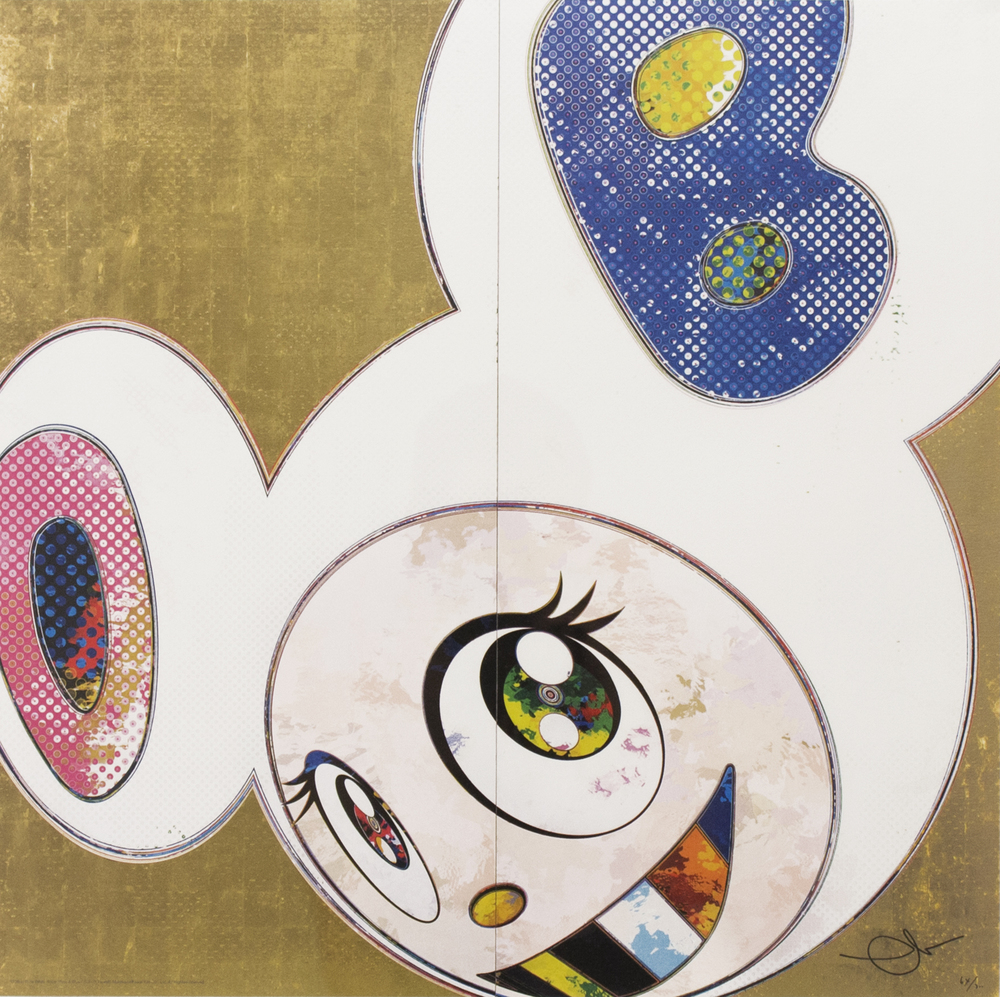 takashi-murakami-dob-in-pure-white-robe-pink-blue-gold-lithograph-2.jpg