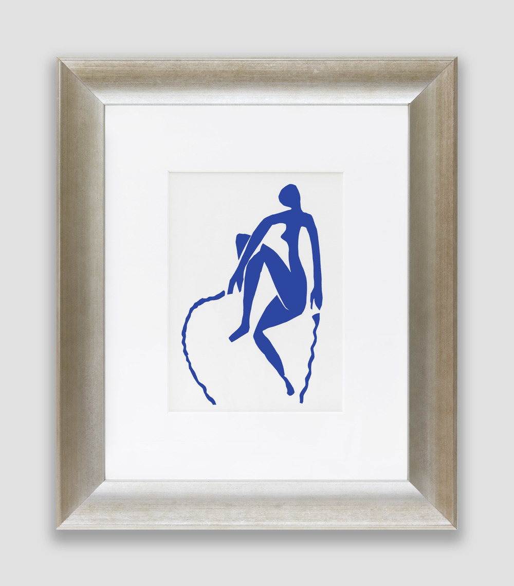 Blue Nude Skipping, 1952 — ART GROUP PROJECTS
