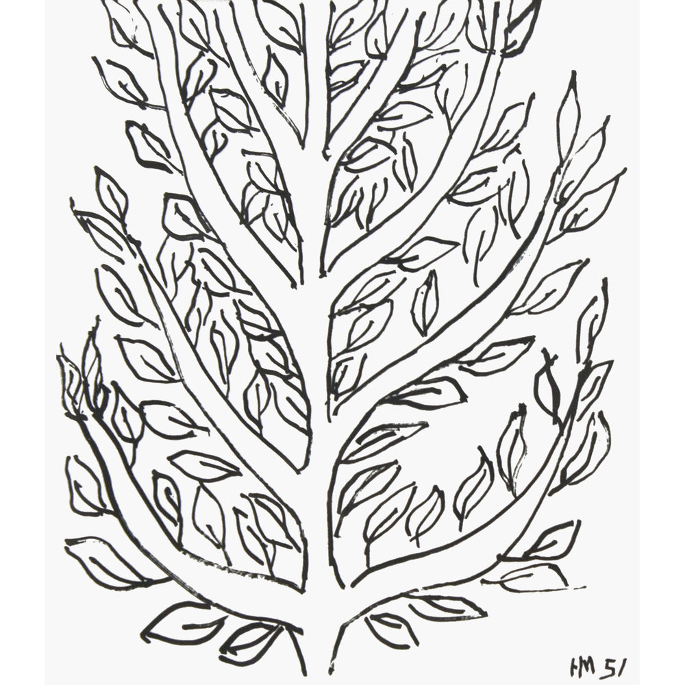 henri-matisse-lithograph-the-plane-tree-1951-mourlot-Tériade-paris-art-group-projects-unframed.jpg