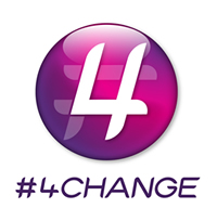 4change logo
