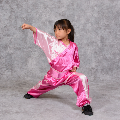 ed8f5dee0 Custom Cross-Style Silk Uniform — Shopwushu