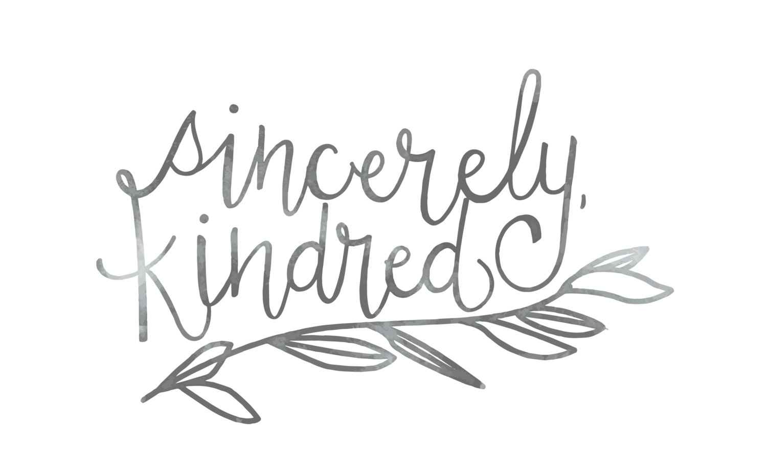 Sincerely, Kindred