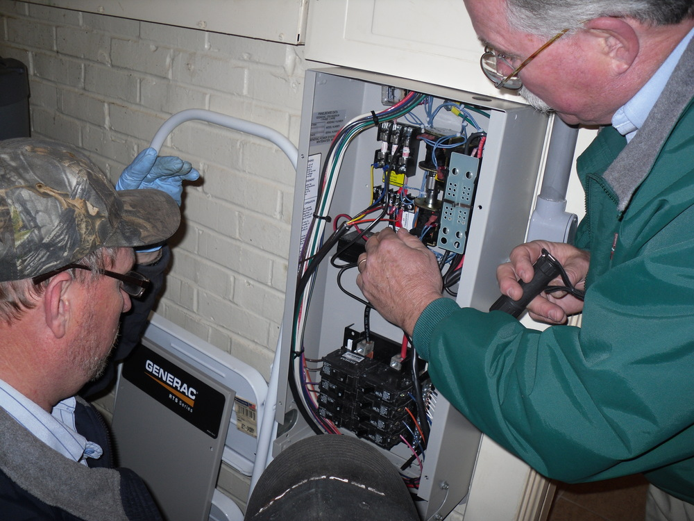 Transfer Switch Service