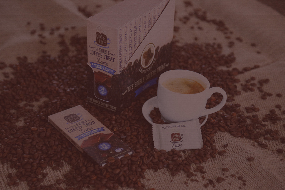 HAVE YOUR COFFEE AND EAT IT TOO    Available today in the coffee aisle at Walmart
