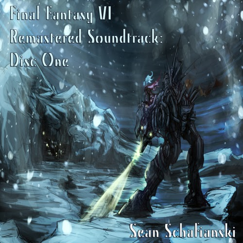 Final Fantasy VI Remastered Soundtrack: Disc 1