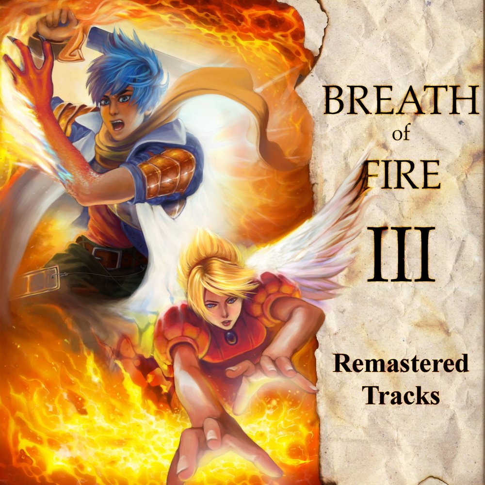 Breath of Fire III: Remastered Tracks