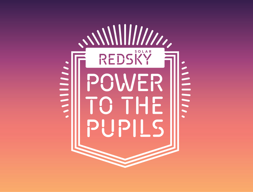 Power to the Pupils Design and Marketing campaign logo