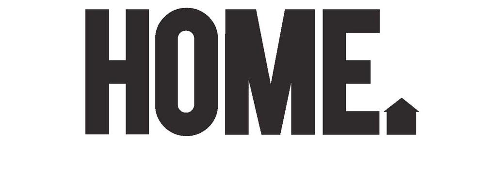 Home by Merseystride branding logo