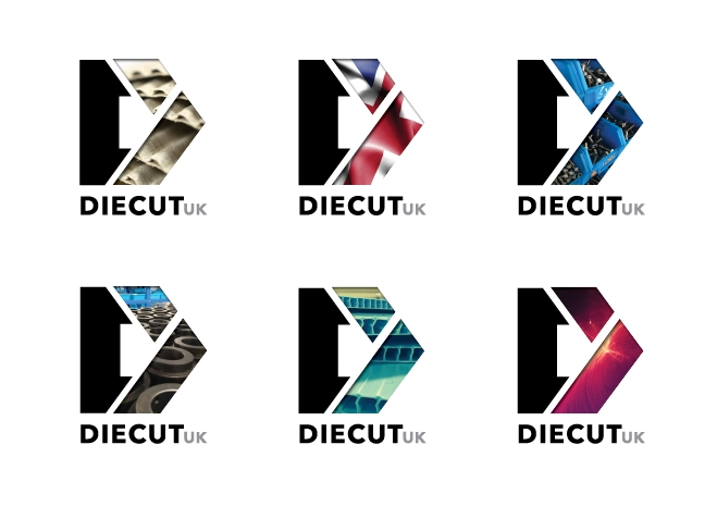 Diecut UK logo design preston