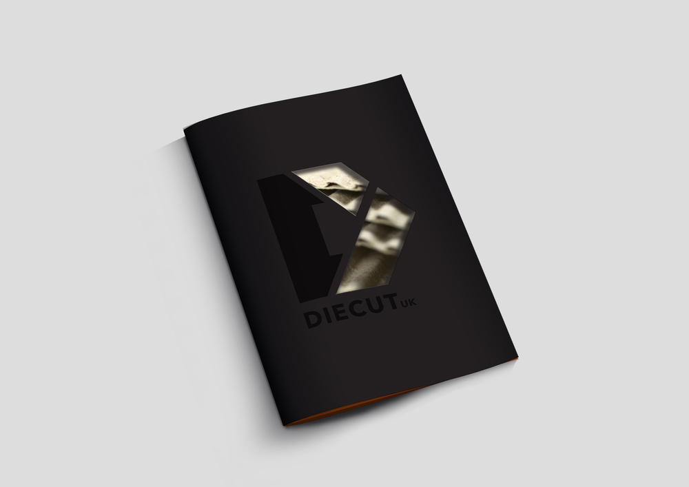 Diecut UK preston brochure design