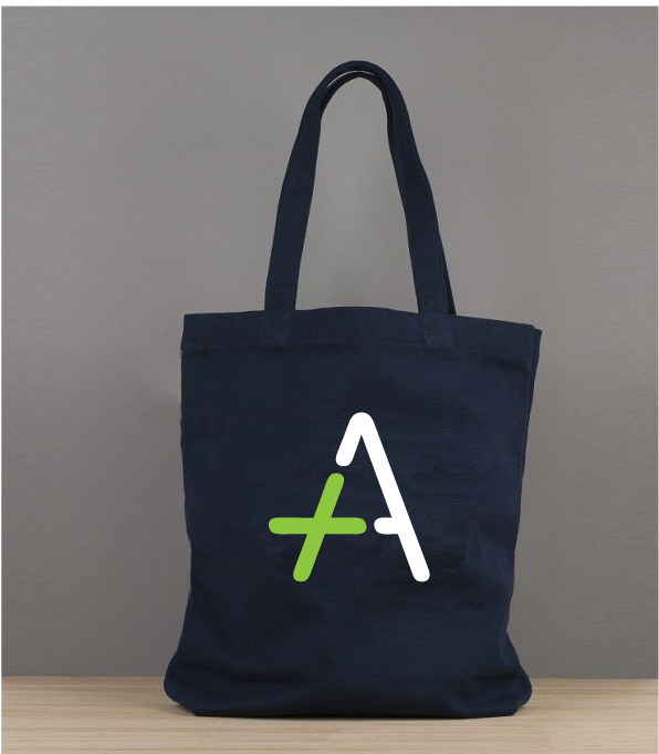 Advance Accountancy brand bag design Southport