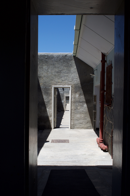 Robben Island Exterior II, 2015