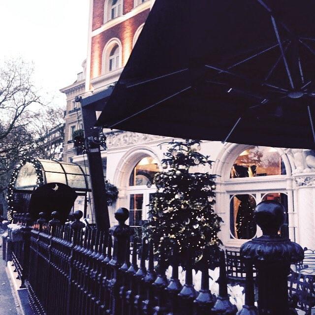 Baglino Hotel, 60 Hyde Park Gate
