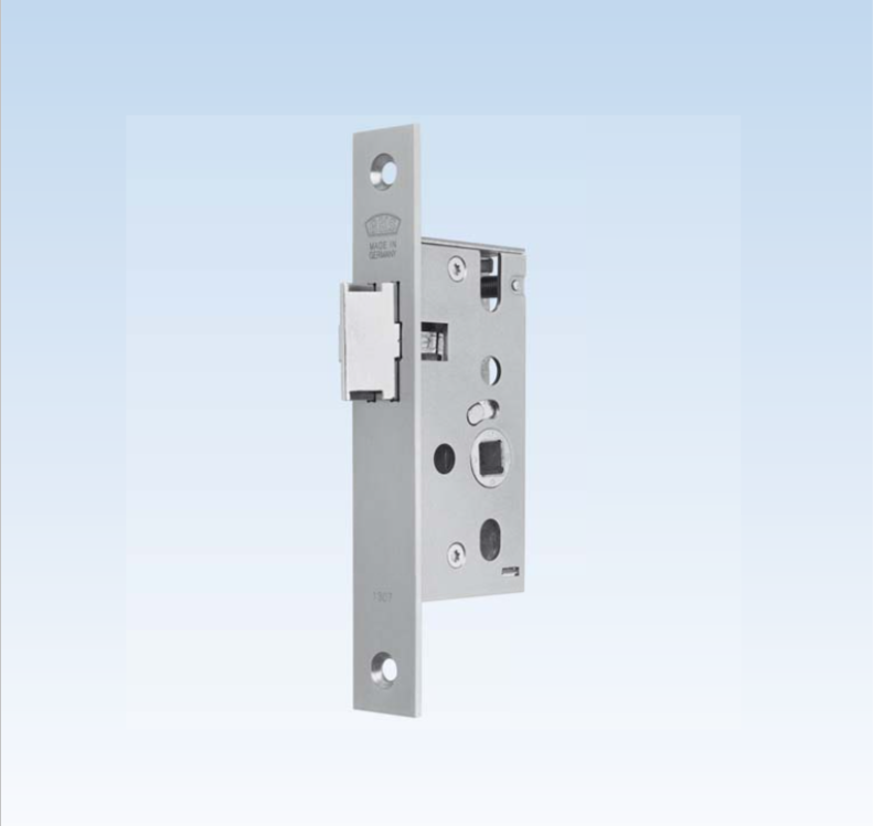 BKS Series 13 Narrow Stile Latch Mortise Door Lock 1307