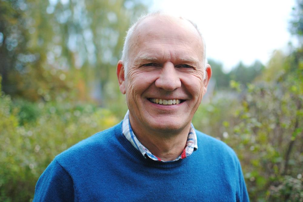 Petter Håkanson, chief designer.