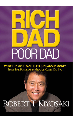 Rich Dad Poor Dad - Make money work for you not you working for money
