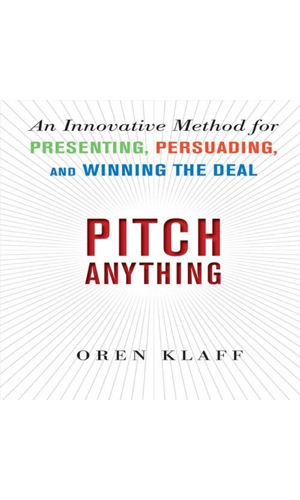 Pitch Anything - Pitching Jedi Master