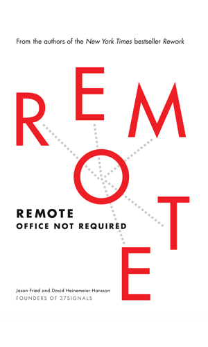 Remote - How to work more fluid, free and effective
