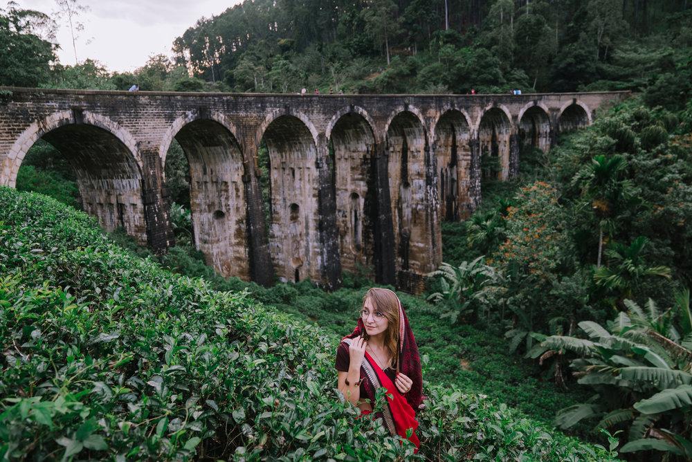 Nine Arches Bridge - Ella