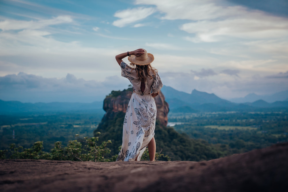 Pidurangala Rock - Sigiriya