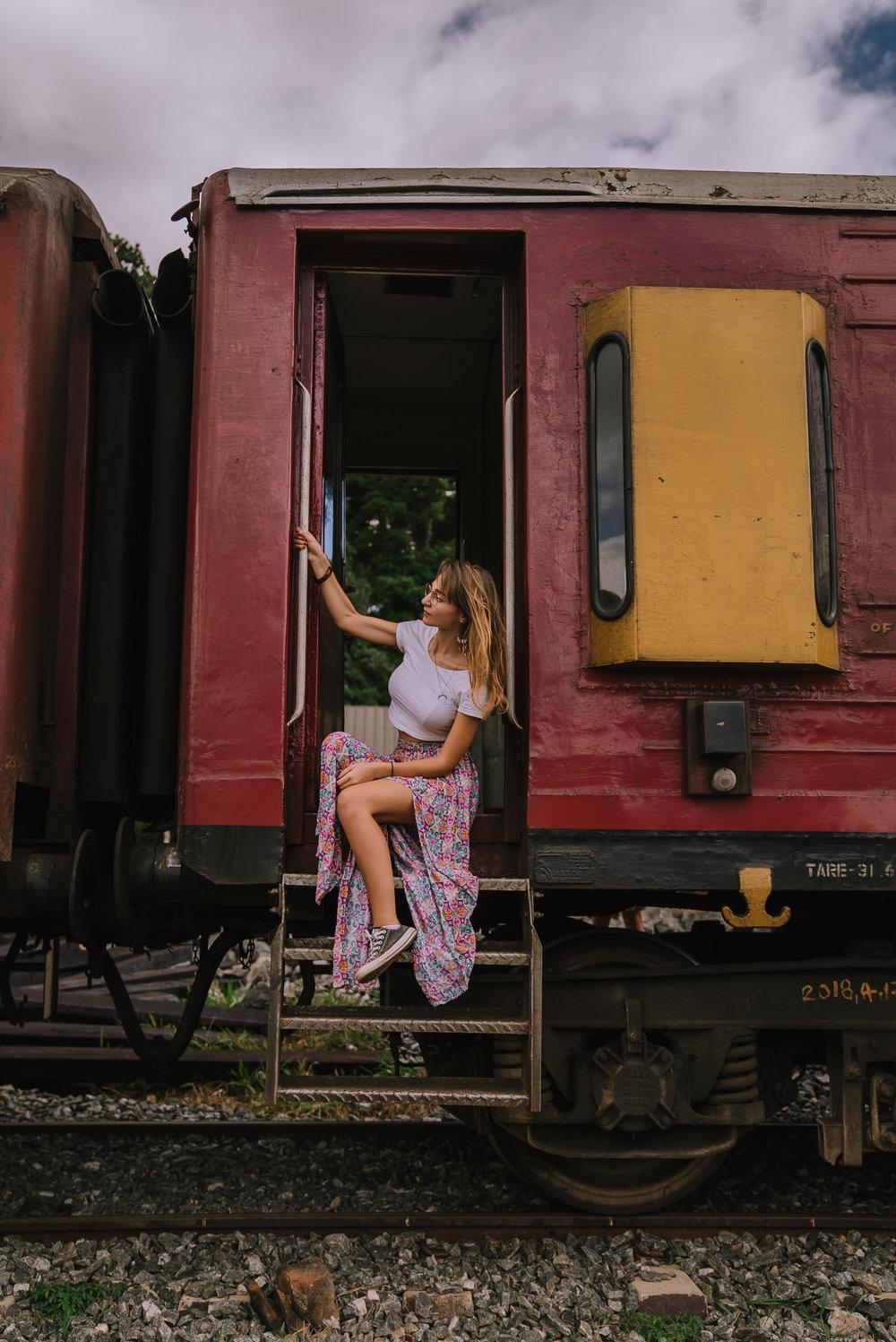 Treno per Ella