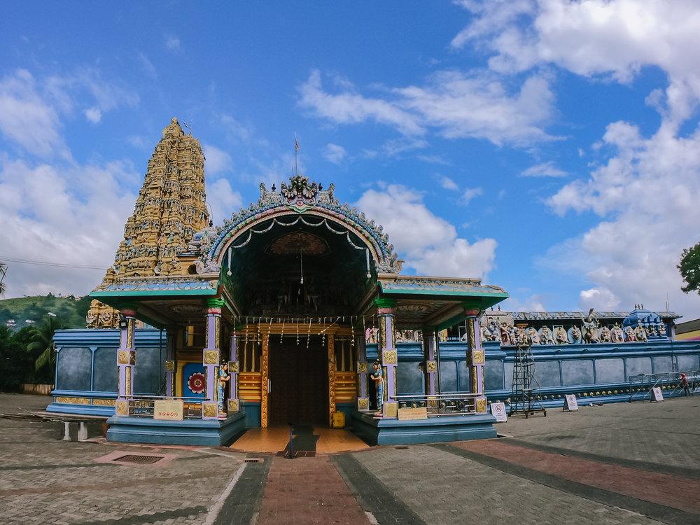 Tempio Hindu di Matale
