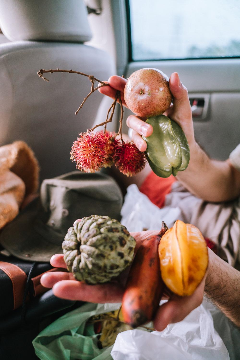 Frutta Tipica