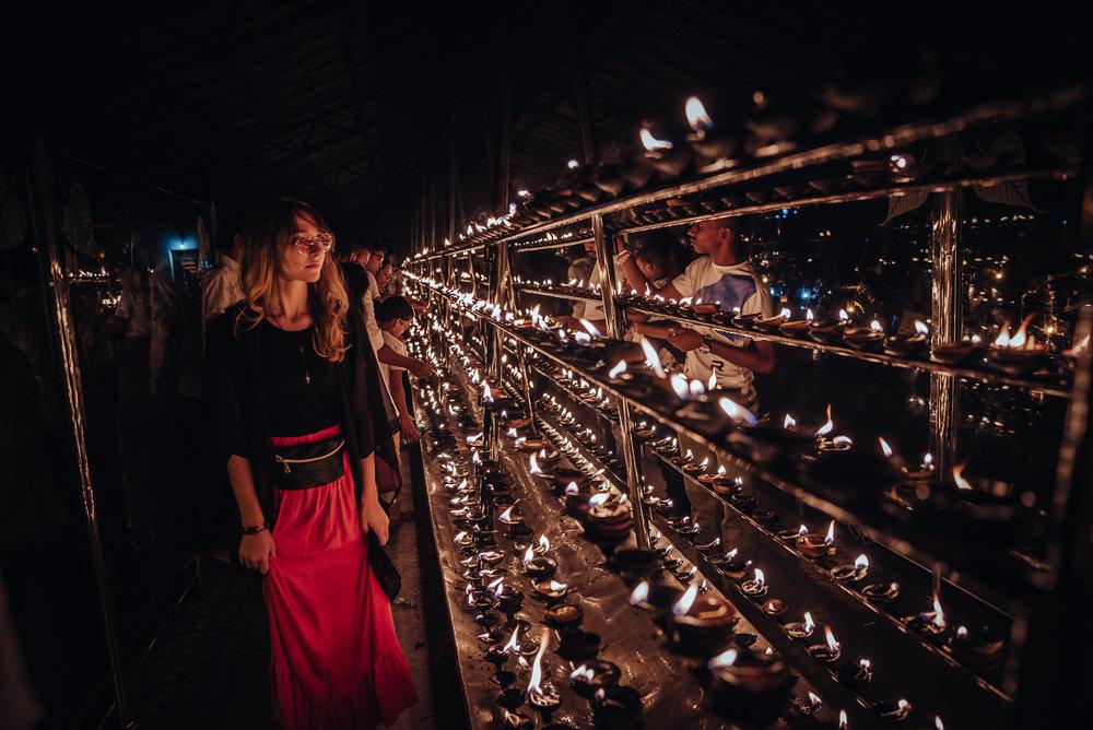 Tempio del Sacro Dente - Kandy