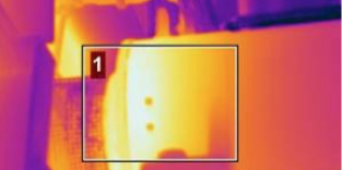 Thermographic survey - Mechanical