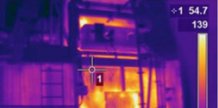 Thermographic survey - Petrochemical