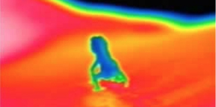 Thermal imaging - Film and video production