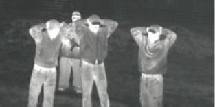Thermal imaging - Security