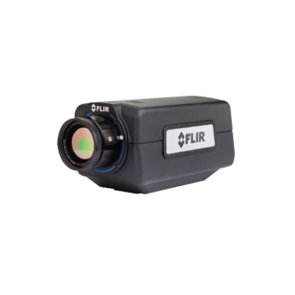FLIR A6600/A6650   Powerful cooled FLIR A66xx-Series thermal cameras can help you see minute temperature differences, capture high speed processes and thermal events, measure temperatures of very small targets, and synchronise with other measuring devices. Practical uses include automated inspections, process control, condition monitoring, fire prevention & detection, and continuous optical gas imaging.