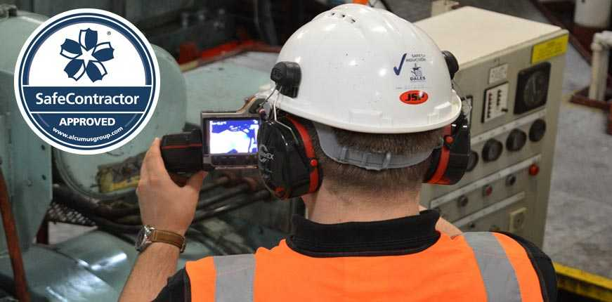 thermography safe contractors uk