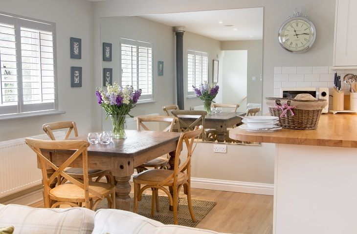 Dine in style at Sakers Cottage