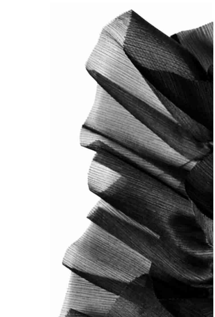 detail | fractal dress