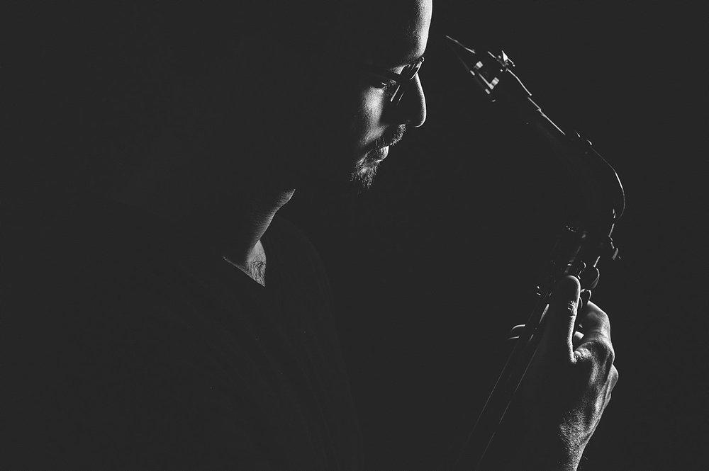 Sunil | saxophonist