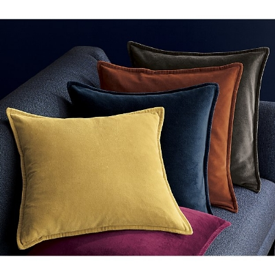 "Brenner 20"" Pillows from Crate & Barrel"