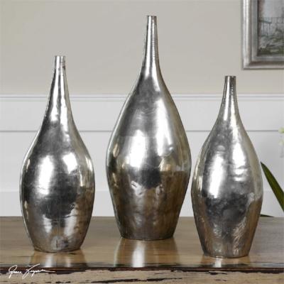 Rajata Vases from Uttermost