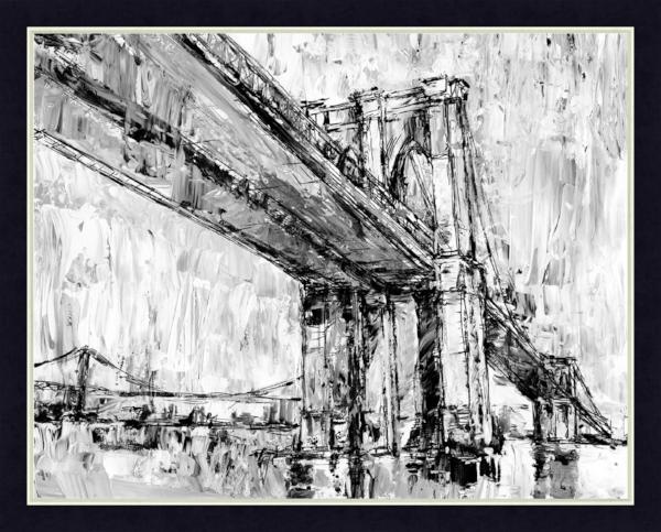 Iconic Suspension Bridge II  from Ethan Allen