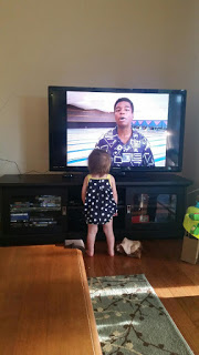 Cece loves her some Levar Burton