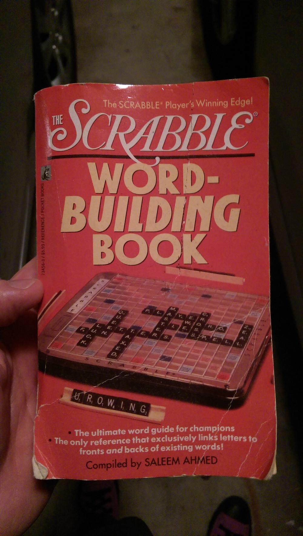 RIzzo's Scrabble dictionary